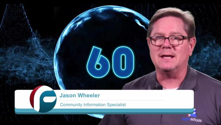 60 Seconds with Flagler Schools – Nov 11, 2019