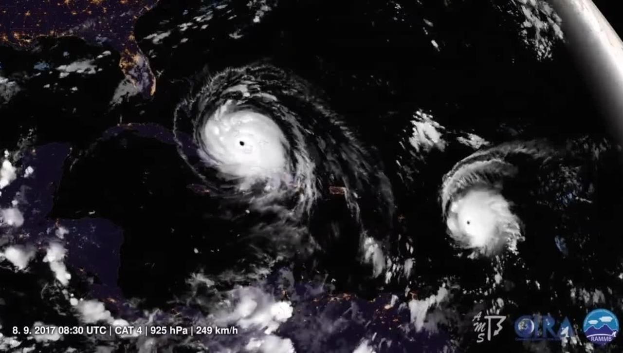 Update on Hurricane Irma. (Rise Up)