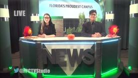 Thumbnail for entry FPC-TV NEWS NOVEMBER 06, 2017