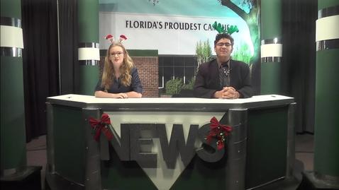 Thumbnail for entry FPC-TV NEWS NOVEMBER 28, 2017