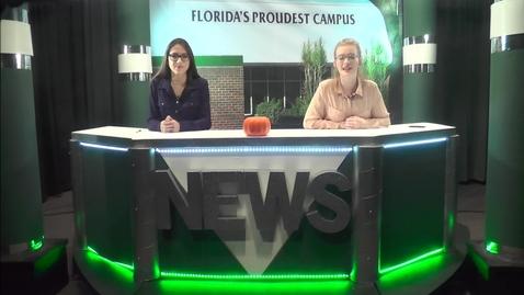Thumbnail for entry FPC-TV NEWS NOVEMBER 17, 2017