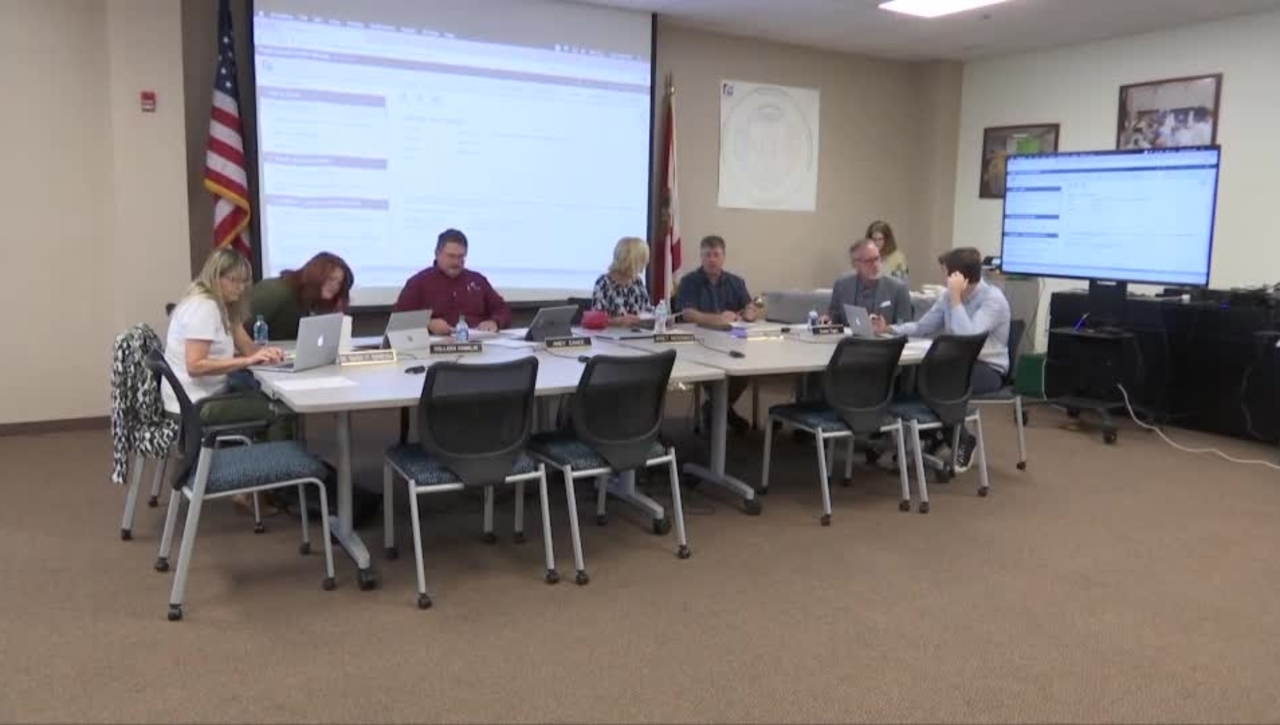 Board Meeting November 13, 2018