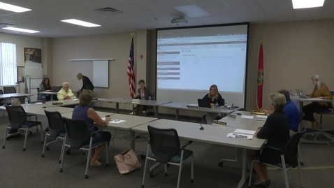 Thumbnail for entry Special School Board Meeting - June 15th, 2021 (Impact Fees-Extraordinary Circumstances)
