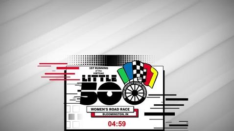 Thumbnail for entry Virtual Little 500 - Women's and Men's Races