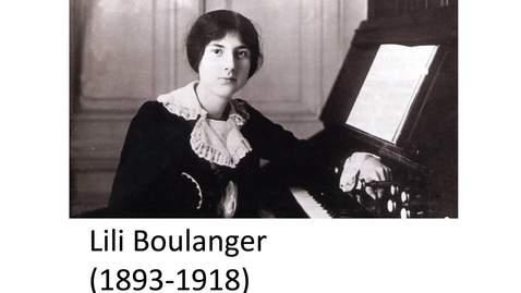 Thumbnail for entry Lili Boulanger: Ephemeral brilliance