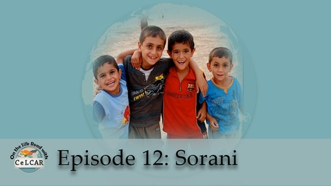 Thumbnail for entry Episode 12: Sorani