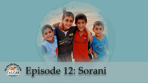 Thumbnail for entry Episode 12: Sorani