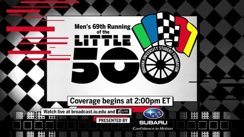 Thumbnail for entry 2019 Mens Little 500 Race