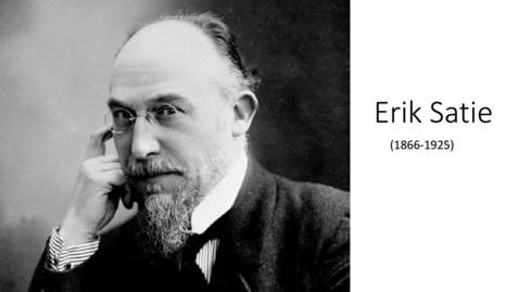 Thumbnail for entry Erik Satie: A musical riddle
