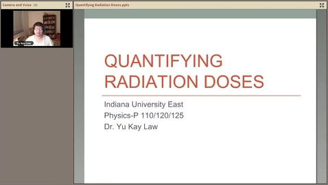 Thumbnail for entry Quantifying Radiation Doses_0.mp4