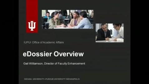 Thumbnail for entry P&T eDossier
