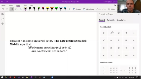 Thumbnail for entry S&P 1.2-pt3: The Law of the Exluded Middle