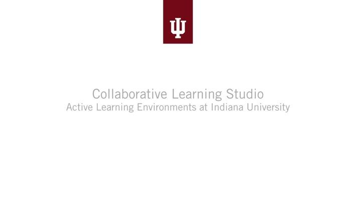 Collaborative Learning Studio Promo 2-1-14