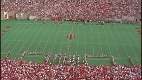 Thumbnail for entry 1989-09-30 vs Toledo - Halftime