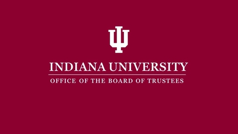 Thumbnail for entry Board of Trustees Meeting - April 16, 2021