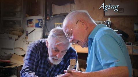 Thumbnail for entry Stories of Memory, Art, & Aging with Dr. Jon Kay