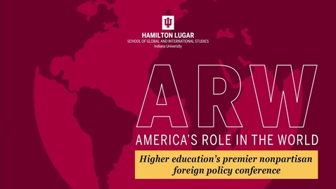 Thumbnail for entry ARW 2020 - Welcome & Session 1: Climate Change and the American Public