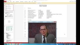 Thumbnail for entry WL - HD - 170320 - Minchella - Intro to Parasites Apicomplexans Sporozoa Amoebas Flagellates