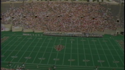 Thumbnail for entry 1986-09-20 vs Navy - Halftime