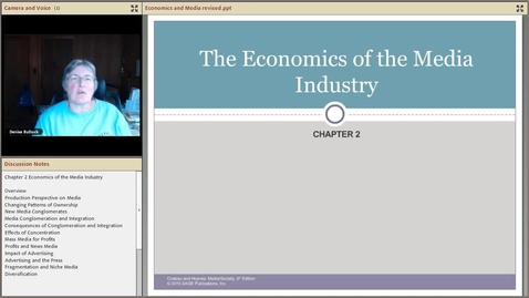 Thumbnail for entry Economics of Media Industry