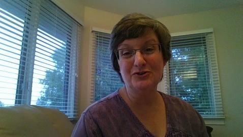 Thumbnail for entry Cynthia Lipken - Introduction