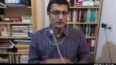 "Thumbnail for entry Manu V. Mathai ""SDGs On a Finite Planet"""