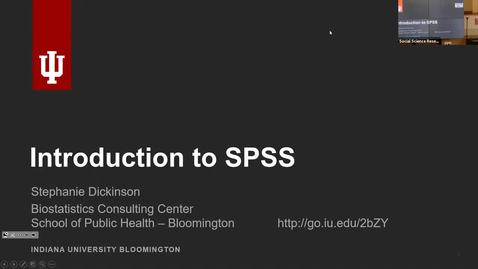 Thumbnail for entry 2019-10-10_SWiSS_Dickinson_SPSS_Edited
