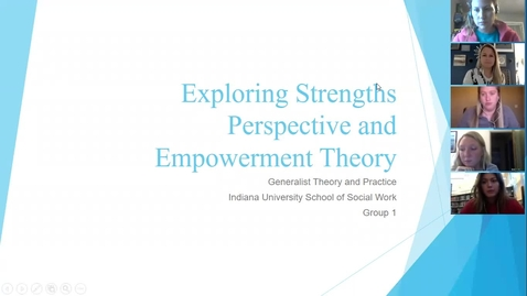 Thumbnail for entry strengths and empowerment
