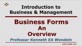 Thumbnail for entry X100_Lecture 03-Segment 1_Overview (Business Forms)