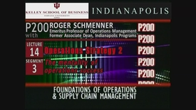 Thumbnail for entry P200_Lecture 14_Segment 3: The Mentality of Operations Success