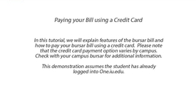 Thumbnail for entry How to Pay Your Bill with Debit or Credit Card (Convenience Fees Apply)