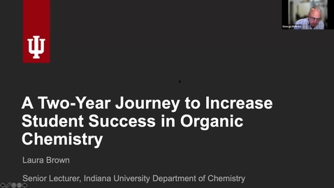Thumbnail for entry A Two-Year Journey to Increase Student Success in a Large-Lecture STEM Course