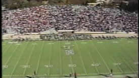 Thumbnail for entry 1993-10-23 at Northwestern - Halftime
