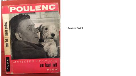 Thumbnail for entry Poulenc Part 3