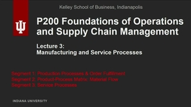 Thumbnail for entry P200 03-1 Production Processes and Order Fulfillment