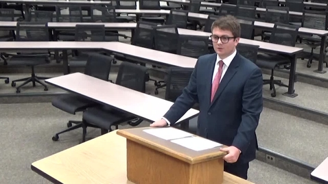 Thumbnail for entry 2017.09.06.1800 - Appellate Adv - oral argument - room 121 - Zachary Miller .mp4