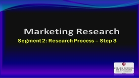 Thumbnail for entry M200_Lecture 07_Segment 2_Marketing Research