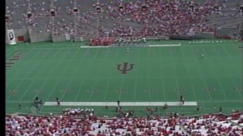 Thumbnail for entry 1988-10-15 vs Minnesota - Pregame (Homecoming)