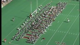 Thumbnail for entry 1990-10-13 vs Ohio State - Halftime (Homecoming)