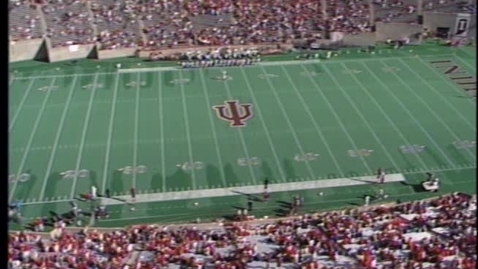 Thumbnail for entry 1988-10-29 vs Iowa - Pregame