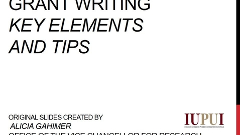 Thumbnail for entry NAYOUNG_05_04_Introduction_to_Grant_Writing(1)