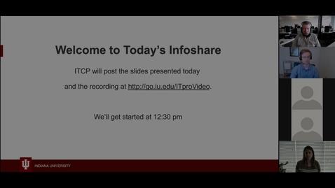 Thumbnail for entry 2021.4.29 INFOSHARE - Tilde Site Retirement
