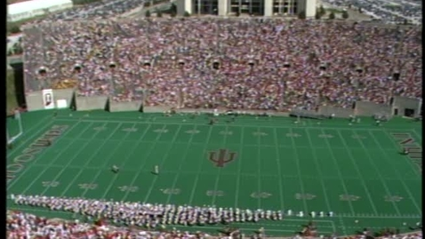 Thumbnail for entry 1987-09-26 vs Missouri - Halftime