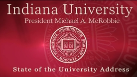 Thumbnail for entry 2013 State of the University Address