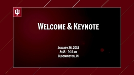 Thumbnail for entry CIBER Symposium on Cybersecurity & Sustainable Development: Keynote Address w/ Liisa Past - Jan. 26, 2018
