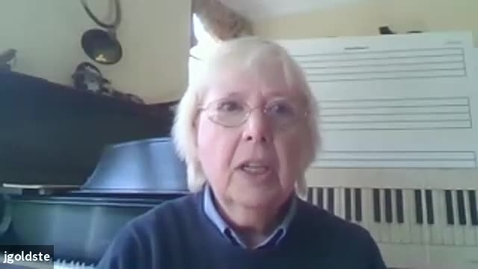 Thumbnail for entry Joy of Teaching: Joanna Goldstein