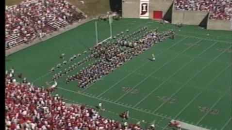 Thumbnail for entry 1988-10-15 vs Minnesota - Halftime (Homecoming)