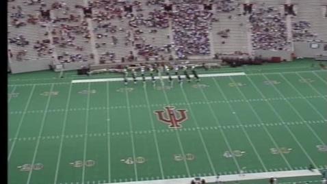 Thumbnail for entry 1995-09-16 vs Kentucky - Pregame