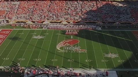 Thumbnail for entry 2007-12-31 vs Oklahoma State - Pregame (Insight Bowl)