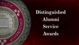Thumbnail for entry 2012 Distinguished Alumni Service Awards
